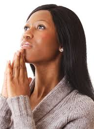 Prayingblackwoman