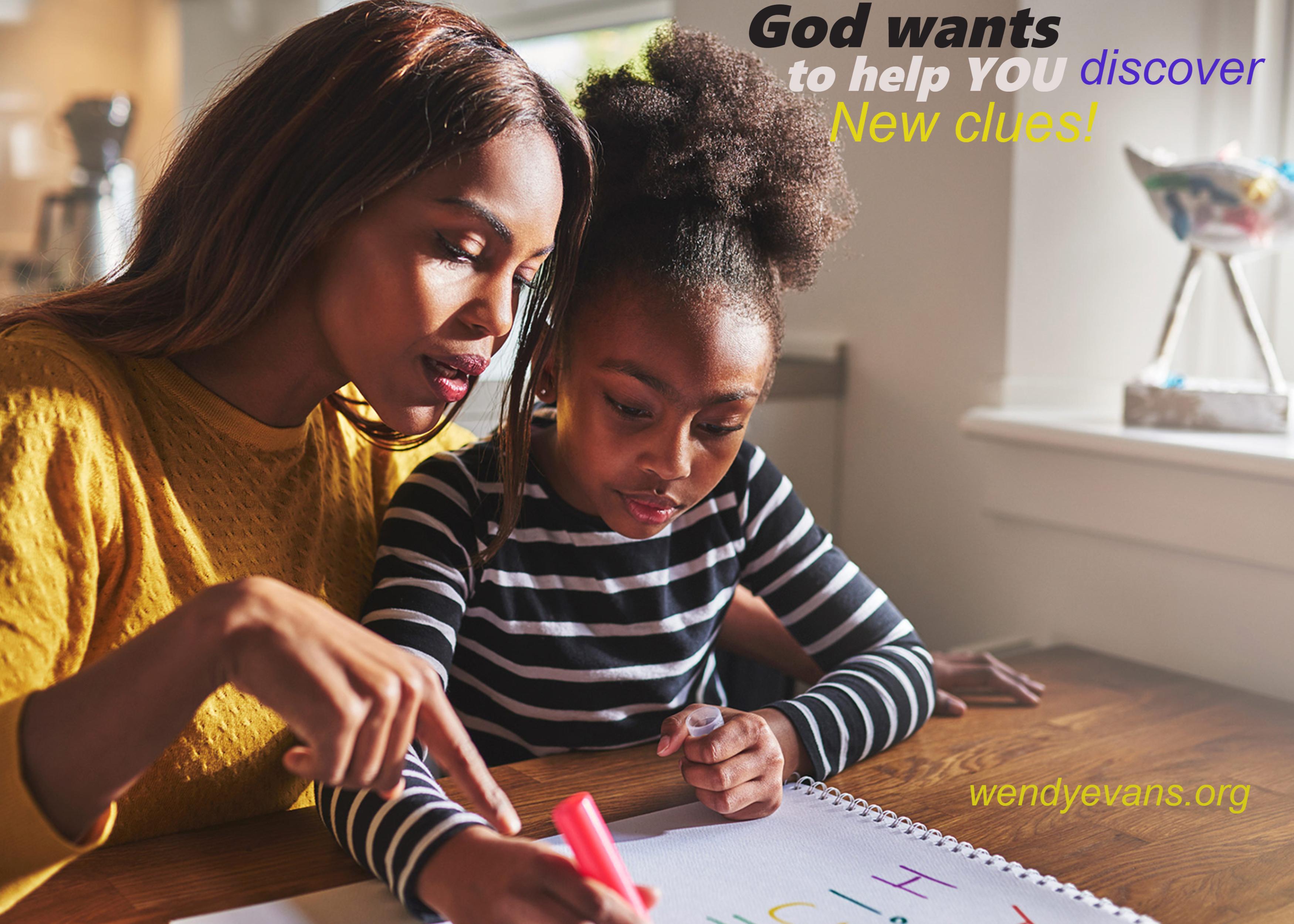 5 reasons God works behind the scenes!